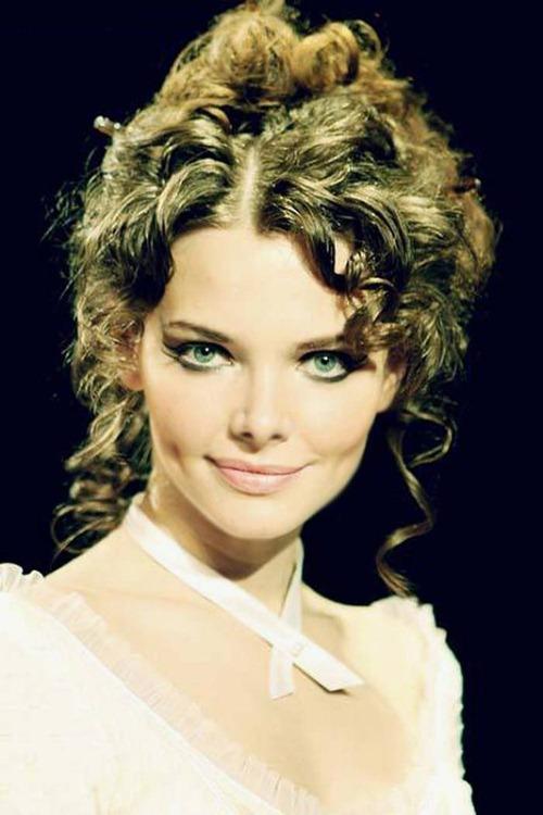 Beautiful Russian actress Elizaveta Boyarskaya