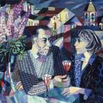 artist Olga Trushnikova