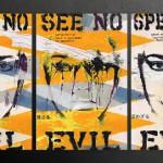 Evil. Creative art by German artist NuKuZu