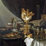 Gerrit Willemsz. Heda - Still Life with a Nautilus Cup