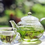 In a pot – Green Tea
