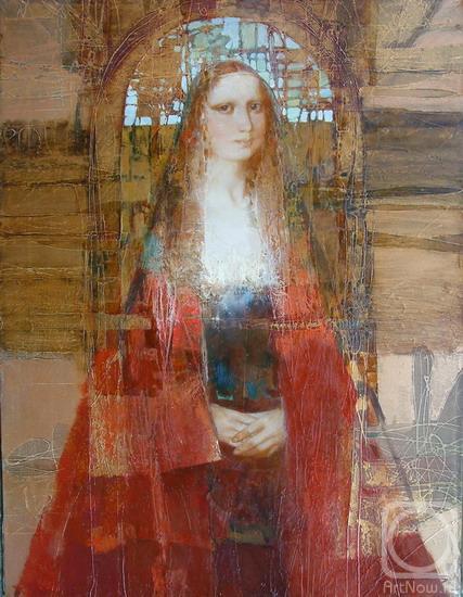 Interpretation of classics by Ukrainian artist Alexander Pavlovets