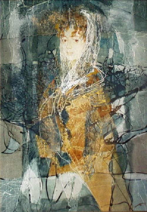 Goya. Interpretation of classics by Ukrainian artist Alexander Pavlovets