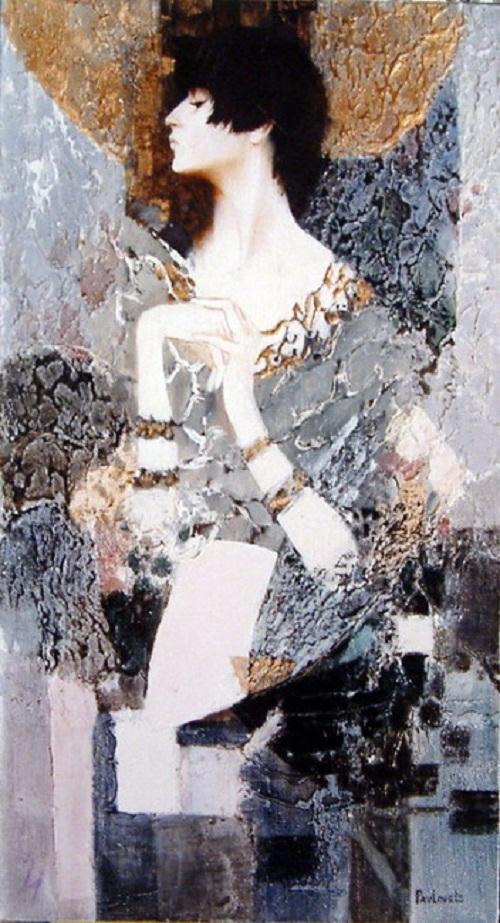 Gustav Klimt. Interpretation of classics by Ukrainian artist Alexander Pavlovets