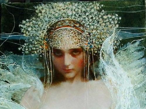 Mikhail Vrubel. Interpretation of classics by Ukrainian artist Alexander Pavlovets
