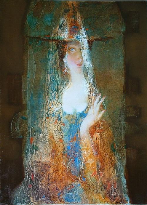 Picasso. Interpretation of classics by Ukrainian artist Alexander Pavlovets