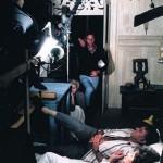 Liz & Dick filming