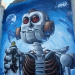 2012 MOST Moscow Street Art Festival