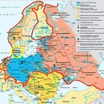 Map reflects what could be Europe if German won victory in 1940