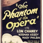 Universal jewel Phantom of the opera poster