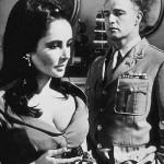 Reflections in a Golden Eye (1967), Elizabeth Taylor and Marlon Brando