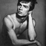 Photographed by Richard Avedon, Rudolf Nureyev