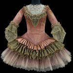 One of 70 costumes from ballets danced by the master