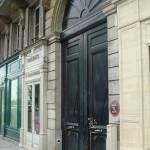 Paris apartment of Rudolf