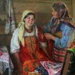 Rural life. Fedot Sychkov (1870 – 1900)