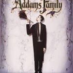Movie poster 1991 The Addams Family