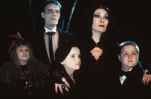 The Addams Family, 1991 American comedy film based on the cartoon of the same name created by cartoonist Charles Addams