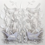 The Ghosts of Love by British artist Helen Musselwhite