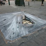street art by Julian Beever