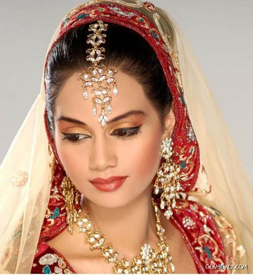 Magic beauty of Indian women
