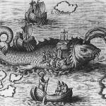 The whale island, printed in Novi Orbis Indiae Occidentals in 1621