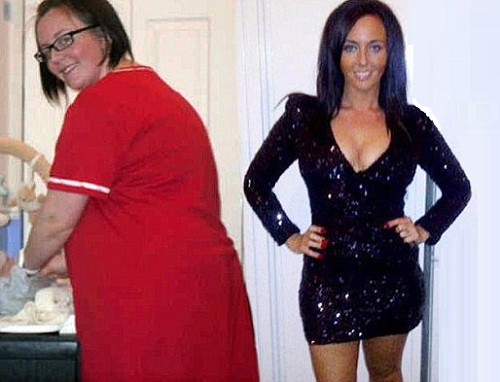 Incredible transformation of Sarah Clancy