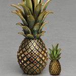 Pine-apples. Interior Accessories by Jay Strongwater