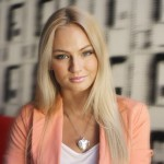 One of the beautiful women of 2012, Teresa Fajksova