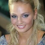 Gorgeous Czech blonde Teresa Fajksova, 23