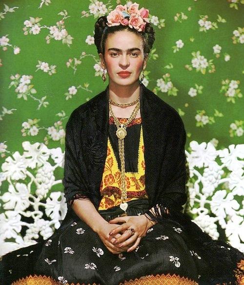 Frida Kahlo wardrobe exhibited in Mexico City