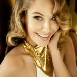 Kursk born fashion model Natalia Pereverzeva