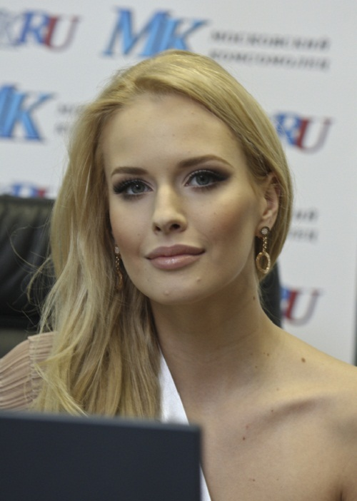 Natalia Pereverzeva Miss Earth 2012 contestant