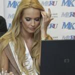 Miss Earth 2012 contestant Natalia Pereverzeva