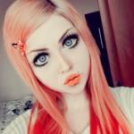 Anastasiya Shpagina from Odessa, Ukraine