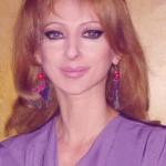 Irina Pashkeeva, mother of 27 year-old Valeria Lukyanova
