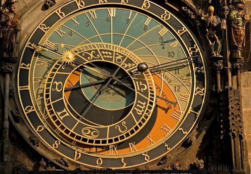 World Astronomical Clocks
