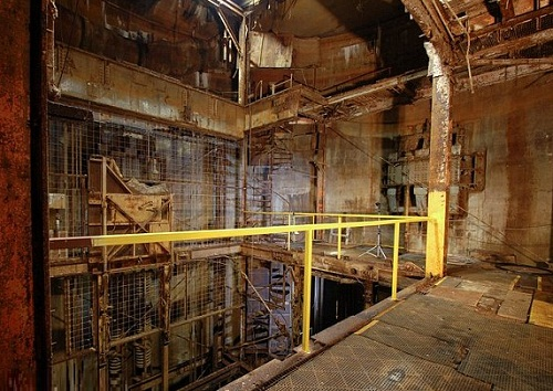 Adirondack Missile Silo in upstate New York, apocalypse-proof