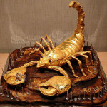 Artful Cakes made by pastry chief artist Zhanna Zubova