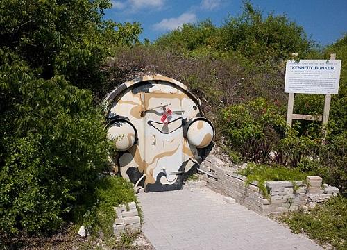 Kennedy bunker
