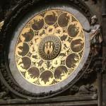 Exquisite Astronomical Clock in Prague