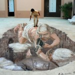 Wonderful 3D graffiti by Argentinian artist Eduardo Relero