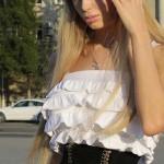 Angelica Kenova from Kurgan, Russia