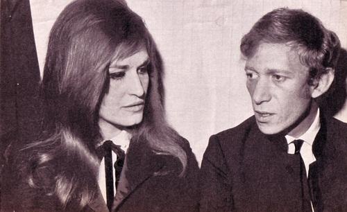 Lucien Morris and Dalida
