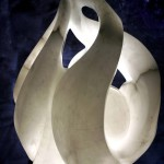 Alice Schonfeld is known for her sculpting work primarily in Italian marble