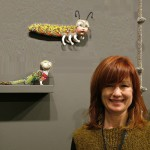 Talented American artist jeweler Betsy Youngquist