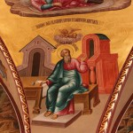 The Bible stories – the main motif of painting