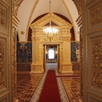 Entrance to the Palace of Facets