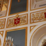 Bolshoy (Grand) Kremlin Palace, details of interior