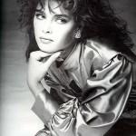 Fashion model Brooke Shields