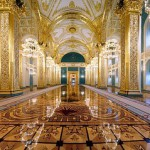 Domes of Kremlin churches